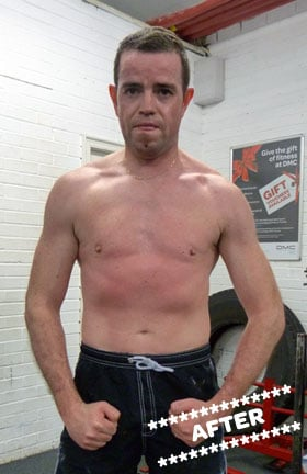 Billy Smith After DMC Fitness Personal Training