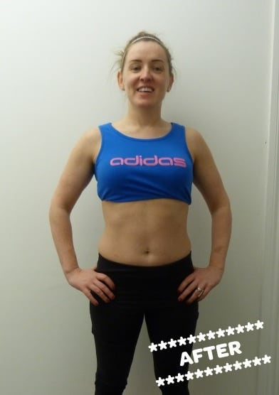 Arlene McGeachy After DMC Fitness Personal Training