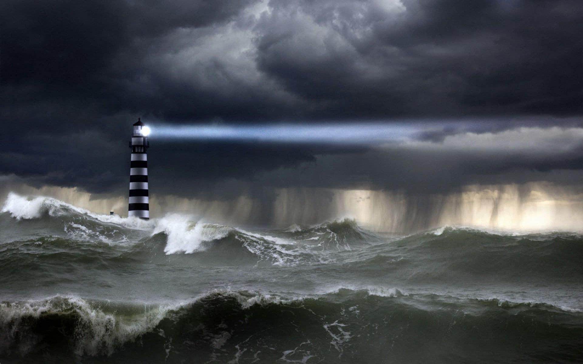 lighthouse storm wallpaper 3 dmc fitness