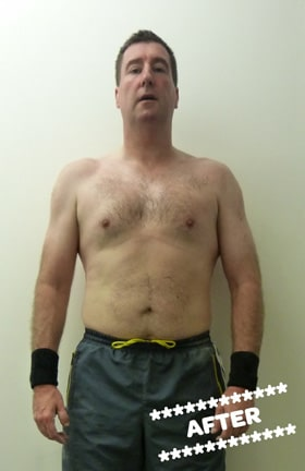 Gordon Kyle After DMC Fitness Personal Training