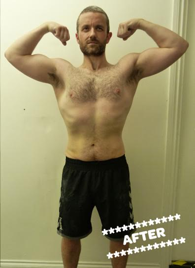 Barry Martin After DMC Fitness Personal Training
