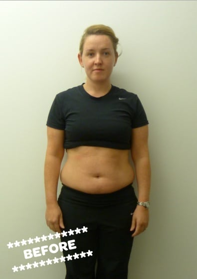 Arlene McGeachy Before DMC Fitness Personal Training