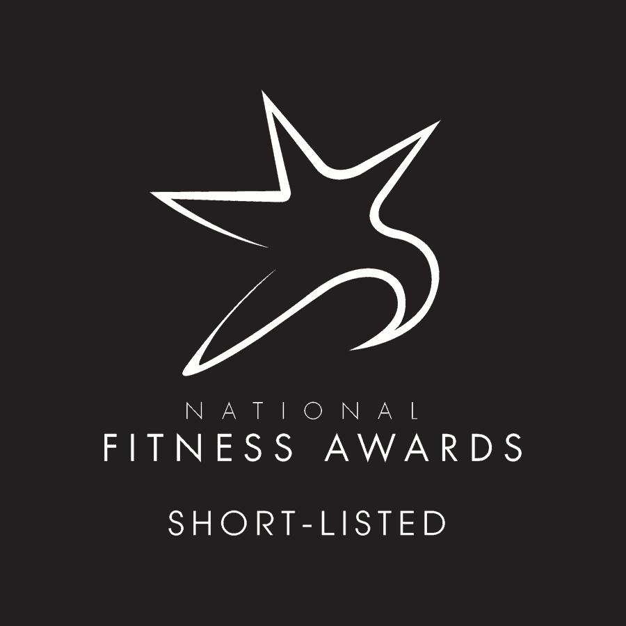 national fitness award short listed